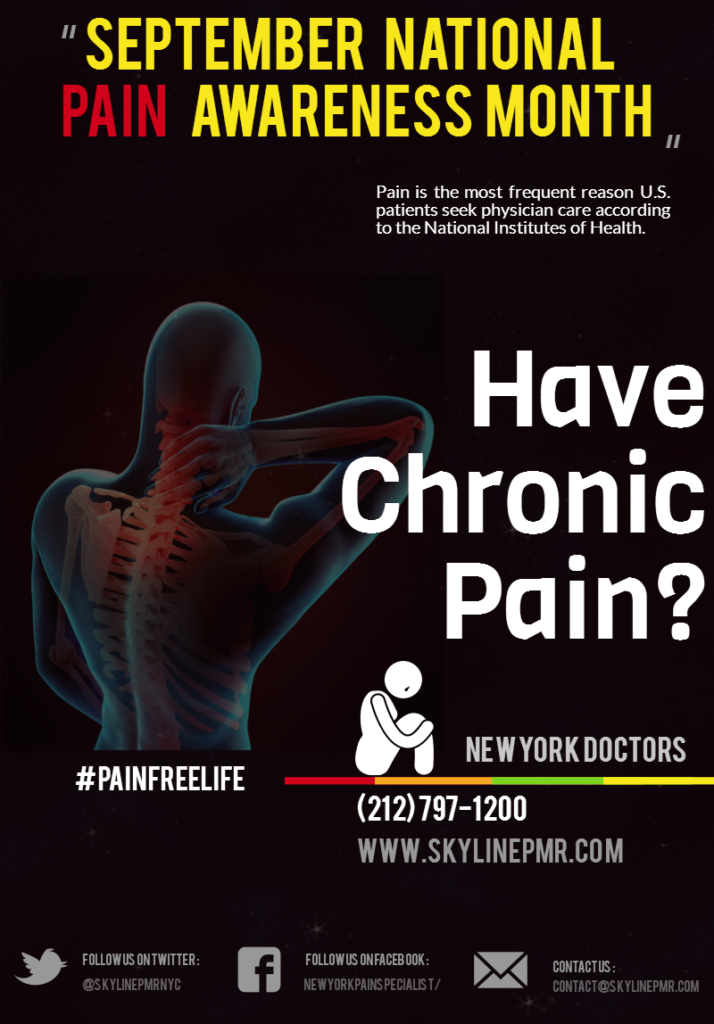Pain Awareness Month - New York Doctors On Your Side.