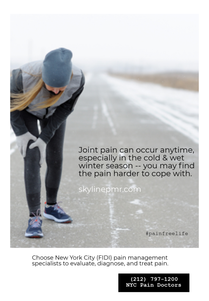 Cold Weather Joint Pain Listen To Your Body.