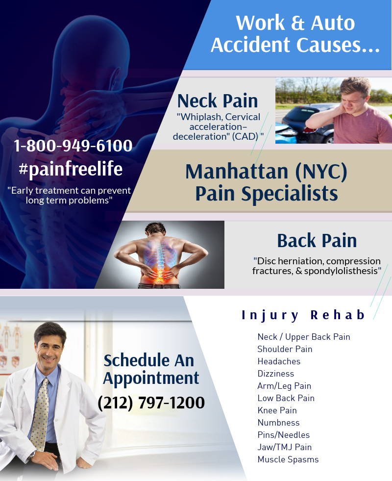Accepted Insurances | New York Pain Doctors